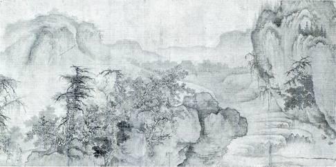"""Résultat de recherche d'images pour """"peintures monochromes de l'époque song"""""""